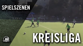 SC Borussia Lindenthal-Hohenlind - SG Köln-Worringen (Kreispokal, Finale) - Spielszenen