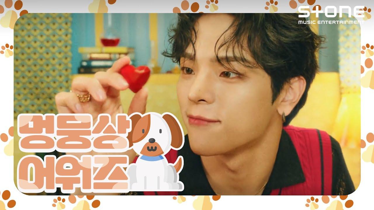 [멍뭉상어워즈🐶] 김재환, 베리베리 (VERIVERY) 강민, 김우진, ATEEZ (에이티즈) 윤호|Stone Music+