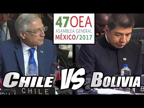 Bolivia y Chile Chocan Nuevamente en la OEA por la Causa Marítima y 9 Bolivianos Detenidos