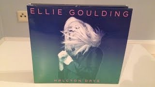 Repeat youtube video Ellie Goulding - Halcyon Days (Ltd. Deluxe Edition) (Unboxing) HD