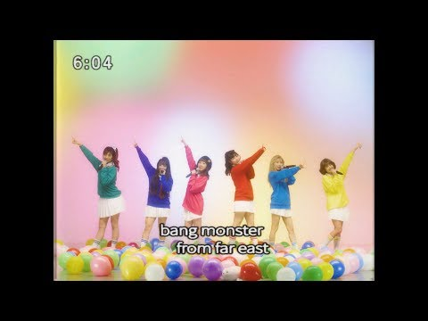 バンドじゃないもん!/BORN TO BE IDOL[MUSIC VIDEO]