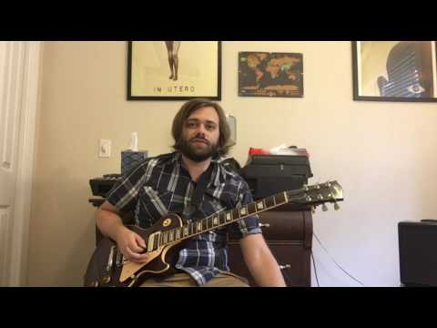 Alice In Chains - Junkhead Guitar Lesson