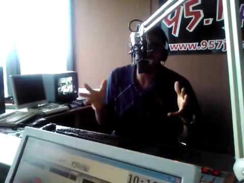 "LP and Mittiie Brown on 95.7 ""Strick City Radio"" w..."