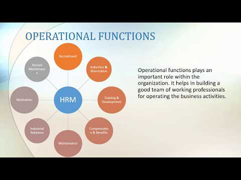 functions of human resources Recruitment and selection – the most important hr function home » blog » blog » recruitment and selection – the most important (hris), human resources.