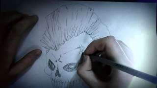 Видео: как нарисовать череп?(обучающее видео по рисованию черепа простым карандашом поэтапно для начинающих., 2015-12-27T17:05:48.000Z)