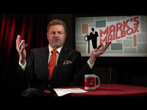 Mark's Mailbox: Republicans and Rainbows
