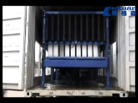 focusun machine bloc de glace conteneuris e youtube