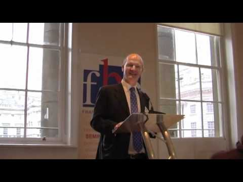 David Willets MP on measuring well-being