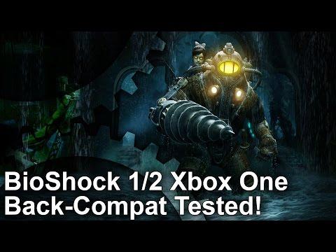 Bioshock и Bioshock 2 по обратной совместимости работают лучше, чем в оригинале