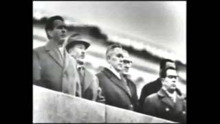 Soviet Anthem 1963 October Revolution Parade