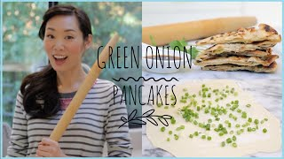 How to Make Green Onion Pancakes | Simple Recipe & Techniques