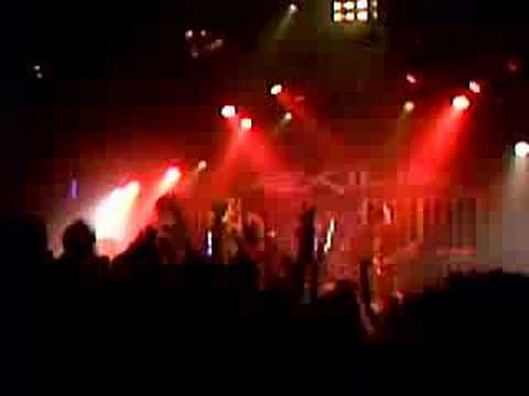 Exilia - Stop playing god  LIVE