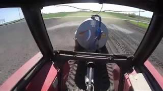 Podwórkowy Vlog #64 Zaległe prace wiosenne czyli 80dziesiątka w pole :D