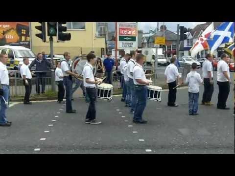 South Belfast Protestant Boys - 2011