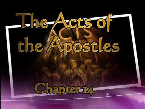 Acts Chapter 14