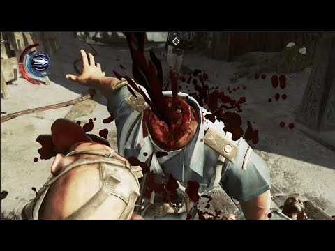 Dishonored 2 - High Chaos Brutal Gameplay Compilation (1080p60fps) |