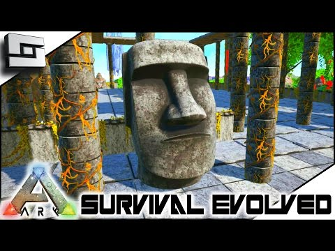 ARK: Survival Evolved - MONKEY MAZE WORKSHOP! E9 ( Modded Ark Eternal )