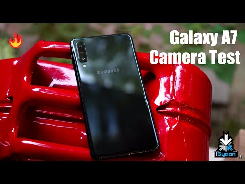 Samsung Galaxy A7 (6GB) (2018) Review Videos