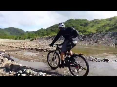 Mountain Biking Kinabuan Falls, Sta Ines - Tanay Rizal