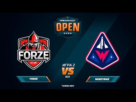 forZe vs Winstrike vod