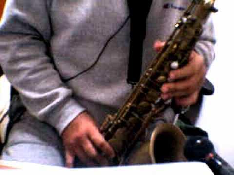 Lee Ritenour - Night Rhythms Eric Marienthal sax solo copy