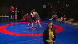 Pièce d'actualité n°7 - Sport de combat dans le 93 : La lutte - Teaser