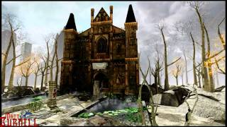 Zelda 2064 Temple of Time Exterior