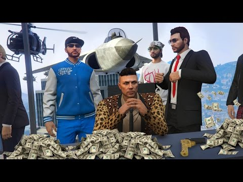 GTA 5 CEO Life #4 - MAXED OUT WAREHOUSE!! GTA 5 CEO Update! (GTA 5 Finance & Felony DLC Gameplay)