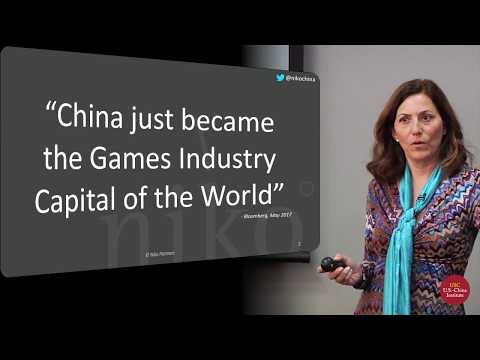 Lisa Hanson Discusses Video Gaming in China
