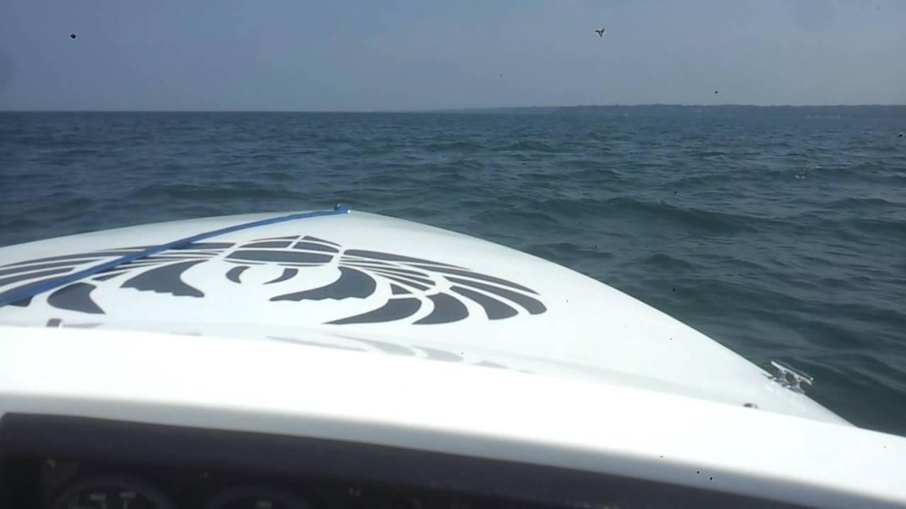Scarab Sprint 18   Durand Beach