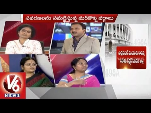 Special discussion on Misuse of Section 498A - 7PM Discussion (05-05-2015)