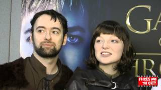Game of Thrones Team Stark Cosplay Interview - London Film & Comic Con