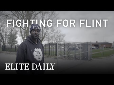 Flint Michigan Father Is Concerned For Daughter's Life [Fighting For Flint]