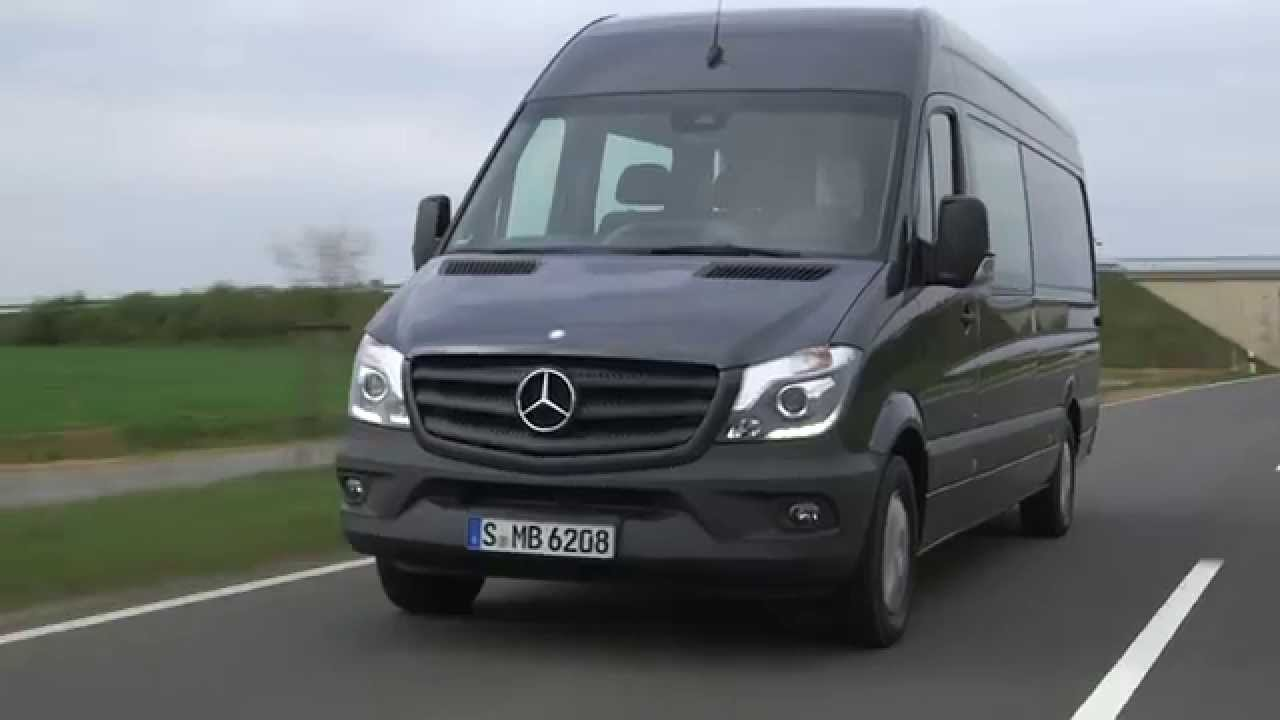 mercedes benz sprinter 313 cdi mixto youtube. Black Bedroom Furniture Sets. Home Design Ideas