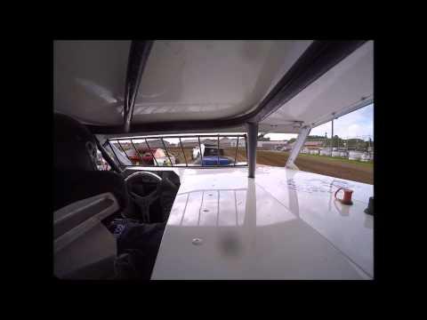 Hibbing Raceway Heat 7/25/15