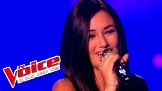The Voice 2015│Victoria Adamo - Wrecking Ball (Miley Cyrus)│Blind Audition
