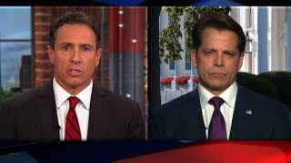 Anthony Scaramucci full 'New Day' interview