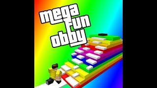 roblox [1415] Mega Fun Obby play 133-140 level