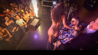 EL TIGUERE'S BIRTHDAY LAP DANCE 360° VR Video At THE SALSA ROOM