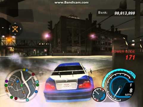 Nfs Underground 2 Bmw M3 Gtr Gameplay Youtube