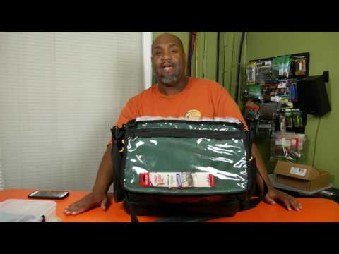 Plano Worm Bag Stowaway Review