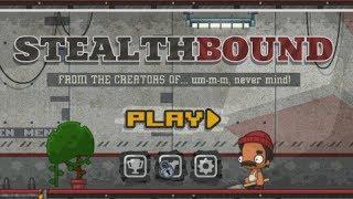 STEALTH BOUND Level 1-25 Walkthrough