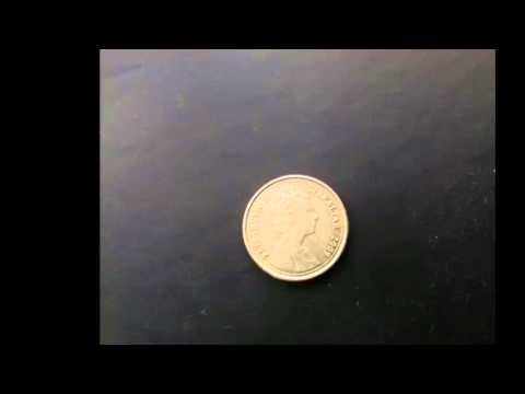 My Coins: Gibraltar £1 coin 2009