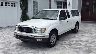 2003 Toyota Tacoma SR5 xTra Cab Review and Test Drive by Bill Auto Europa Naples