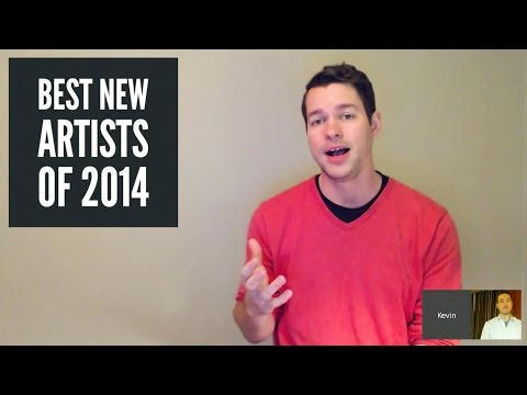 8 Best New Artists of 2014