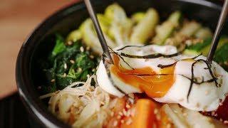 Video & Recipe 009 - Vegetarian Bibimbap