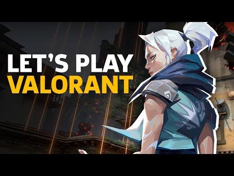 Let's Play Valorant