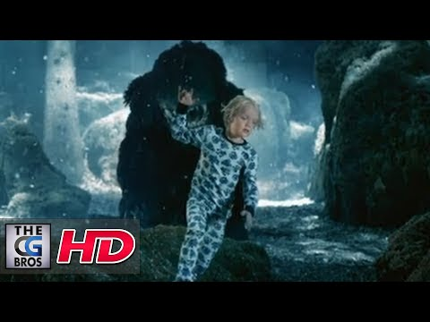 "CGI VFX Breakdowns : ""STEIFF - Don't Be Afraid Of The Dark! - VFX-Reel"" by Philipp Wolf"