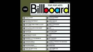 billboard top pop hits   1969