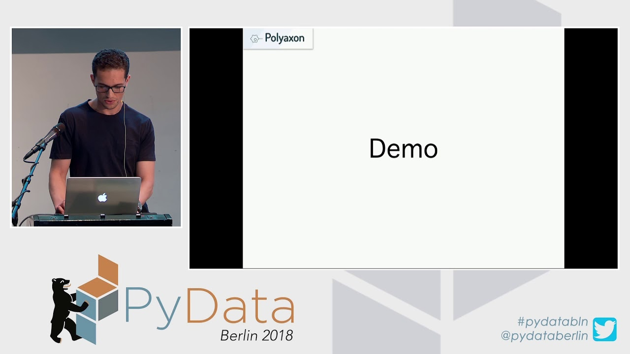 Image from Scaling and reproducing deep learning on Kubernetes with Polyaxon